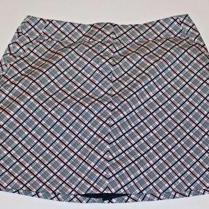 Lady Hagen Golf skirt Size 8 Hidden zipper Pockets for sale